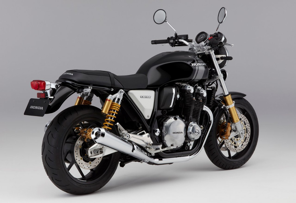 Nueva Honda CB1100RS 2017