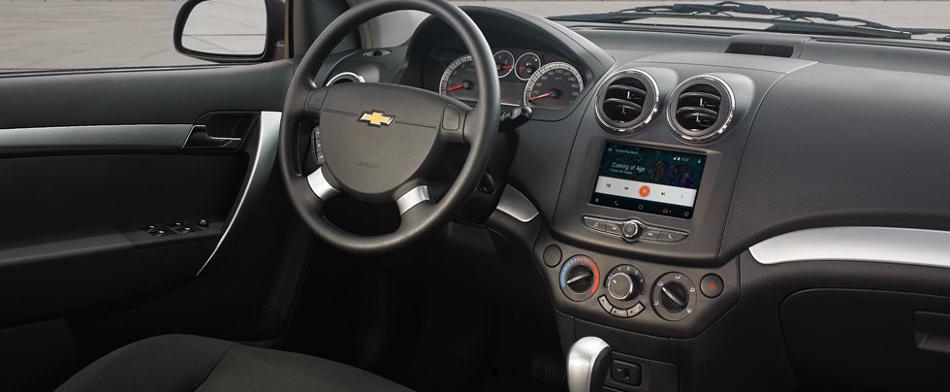 Chevrolet Aveo 2018 ahora con más seguridad