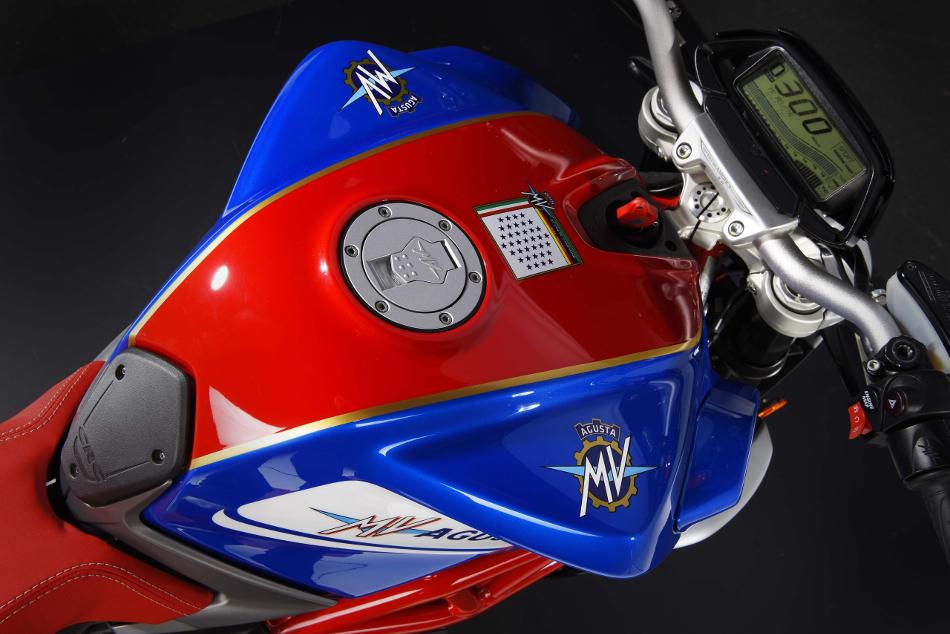 Nueva MV Agusta Brutale 800 America Special Edition