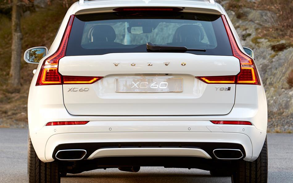 Polestar prepara 427 caballos para el Volvo XC60 T8