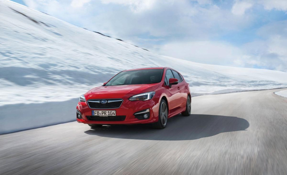Subaru y el nuevo Impresa 2018