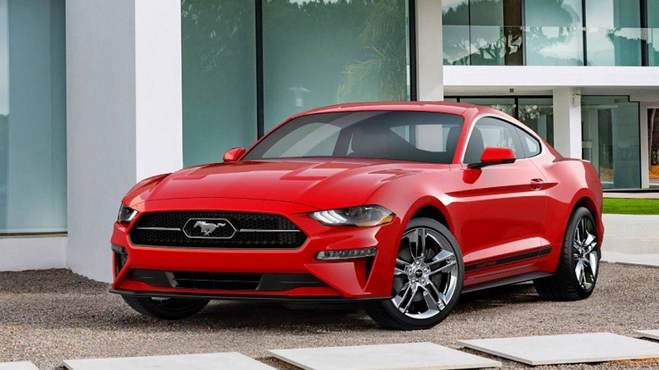 Nuevo Ford Mustang Pony Pack 2018