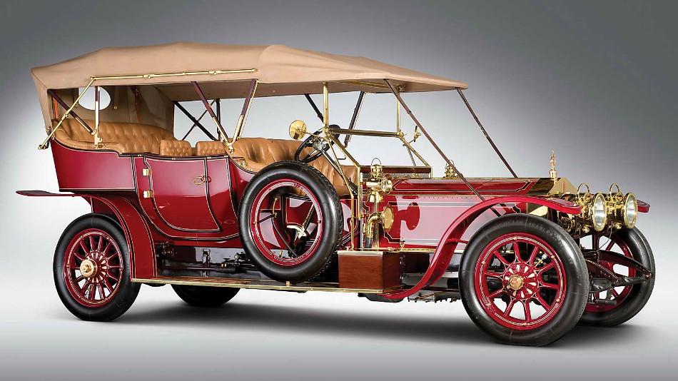 Rolls Royce, el exclusivo que se mantiene a la moda