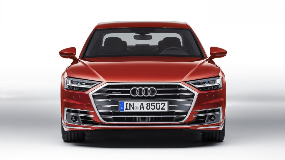 Audi presenta el A8 Autónomo