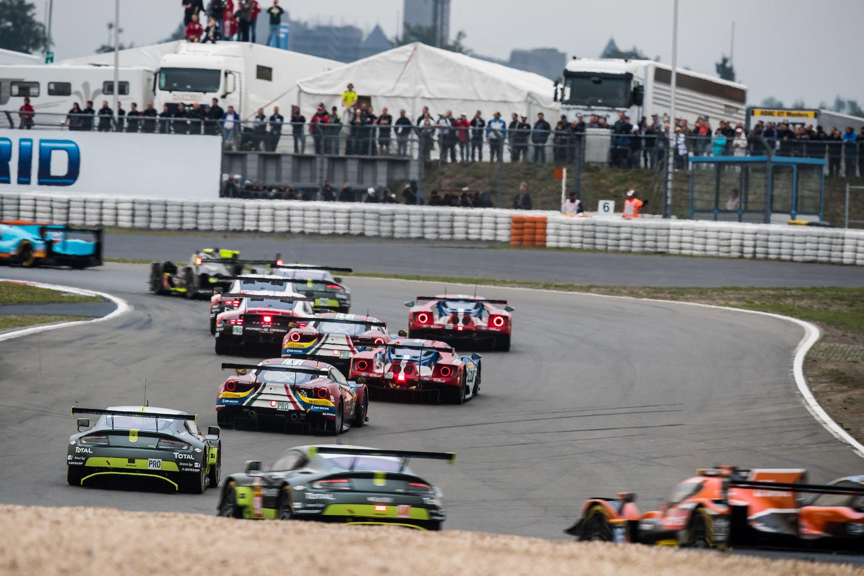 Porsche se quedó con las 6 horas de Nürburgring