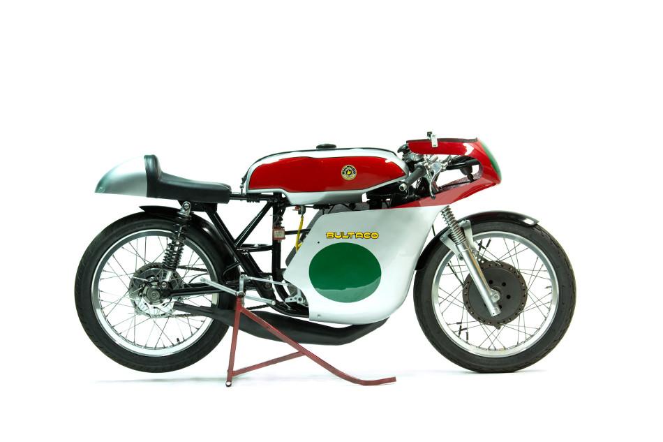 Bultaco y sus andanzas en el tiempo