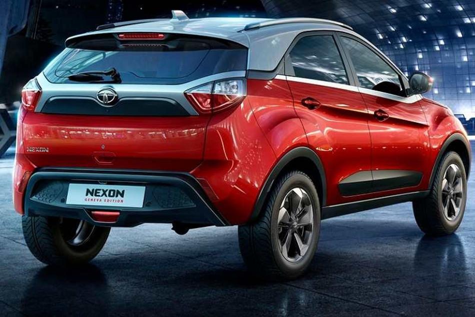 Tata presentó el crossover Nexon