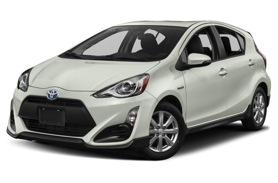Nuevo Toyota Prius C con aires de SUV