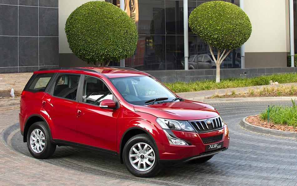 Mahindra presenta su nuevo XUV500