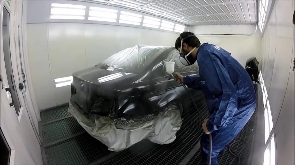 La pintura y sus aportes al sector automotriz