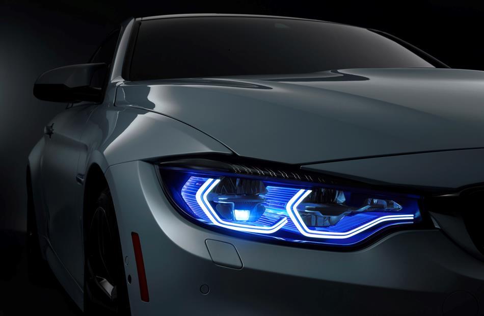 La tecnología detrás de las lamparas automotrices