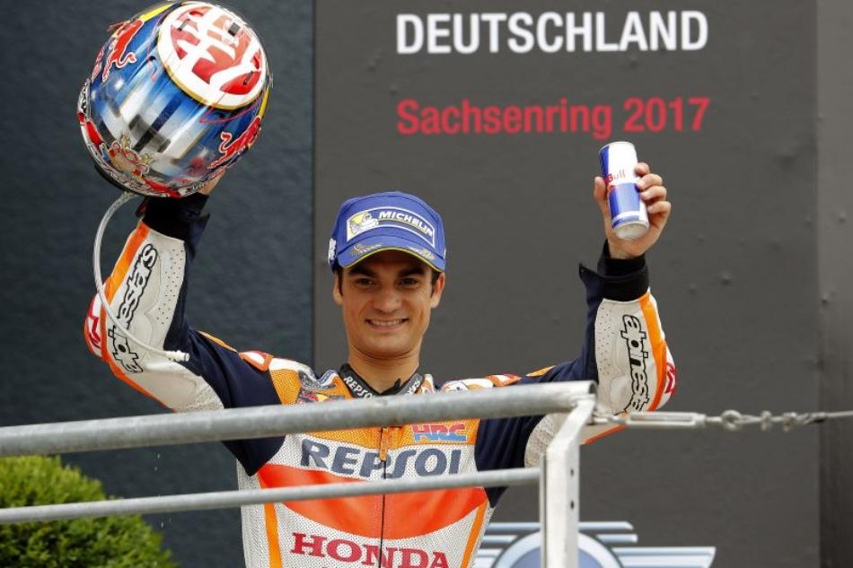 """Dani Pedrosa: """"Brno es uno de mis circuitos favoritos"""""""