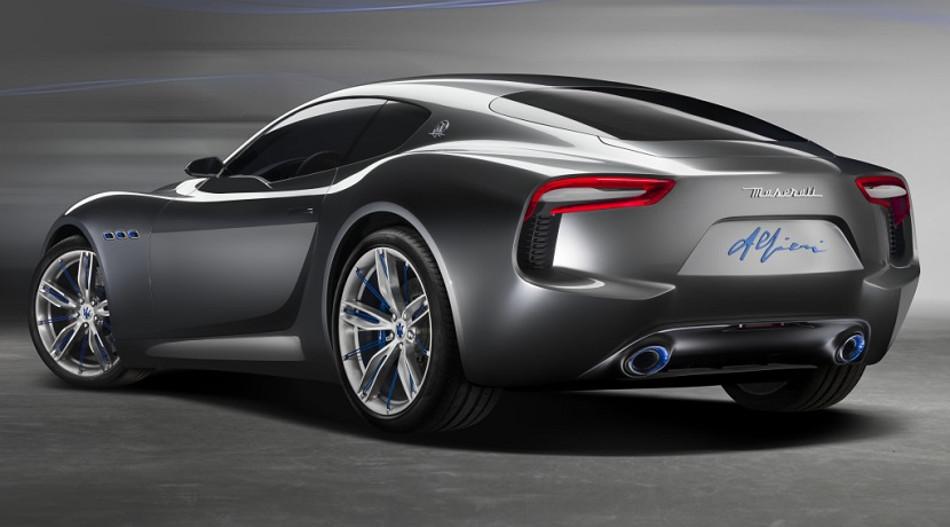 Maserati Fabricara Solo Coches Electricos Motor Y Racing