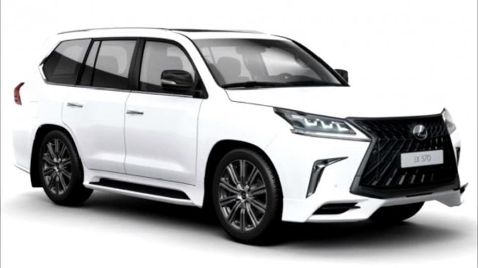 Lexus nos trae la nueva LX 570 2018
