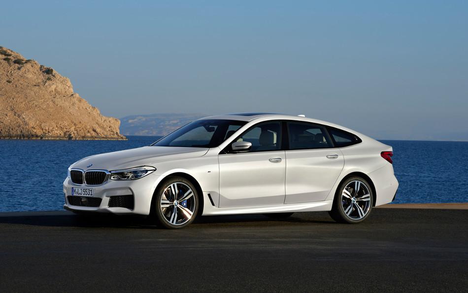 BMW y su nuevo Serie 6 GT