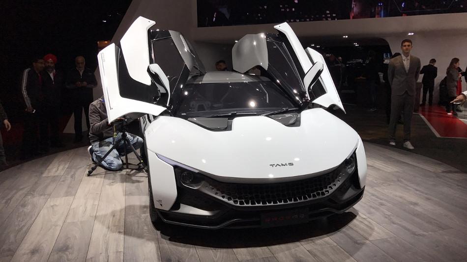 Tata canceló la producción del Tamo Racemo