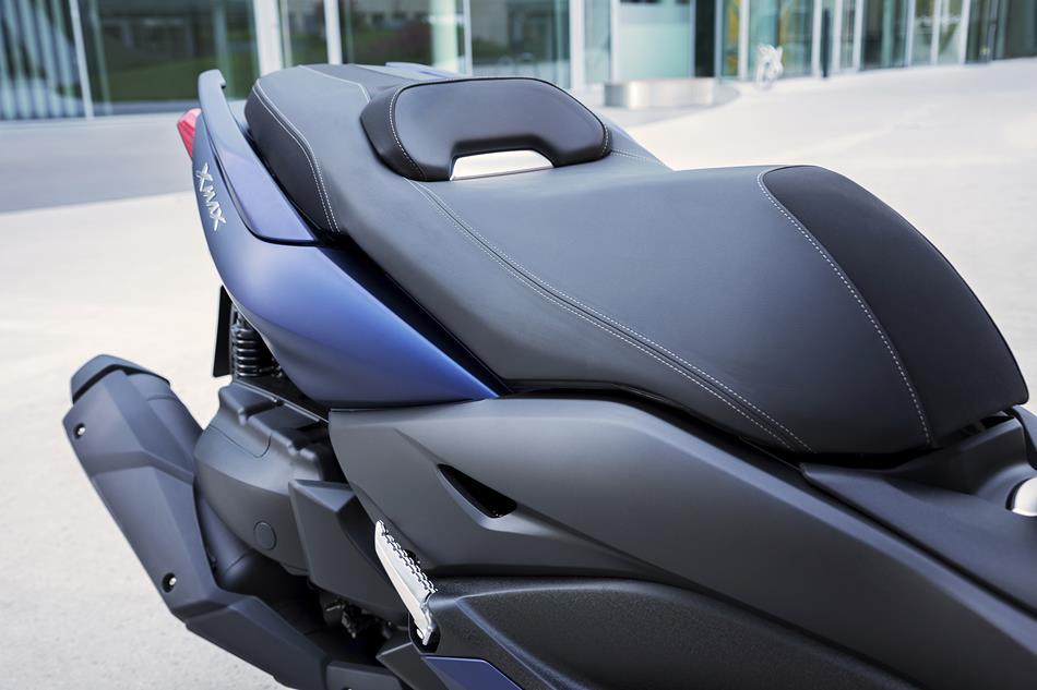 Yamaha presenta su nueva X-Max 2018