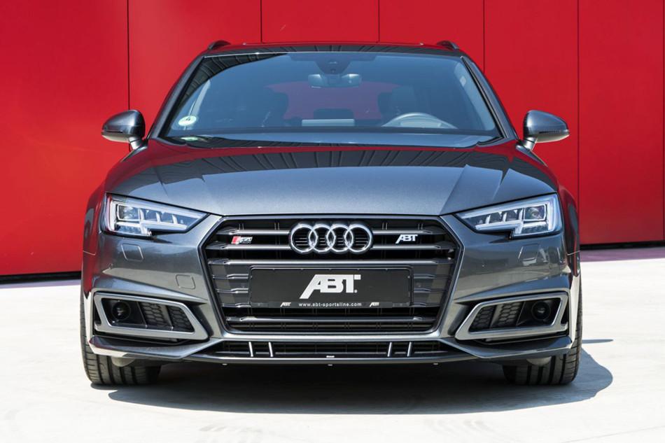 ABT Sportline realizó mejoras sobre el S4 de Audi