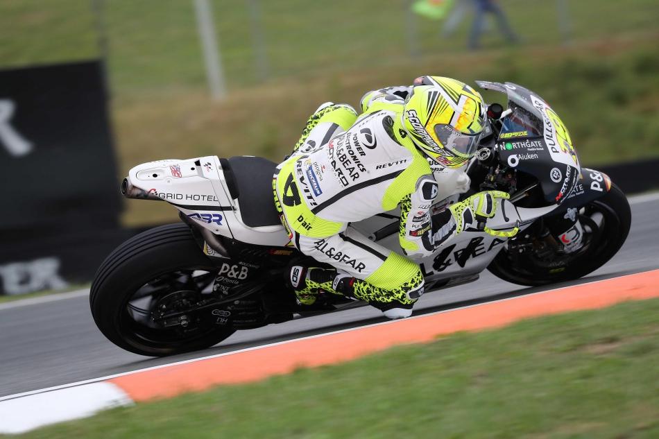 """Álvaro Bautista: """"Vamos a intentar aprovechar que es una pista favorable a la moto"""""""