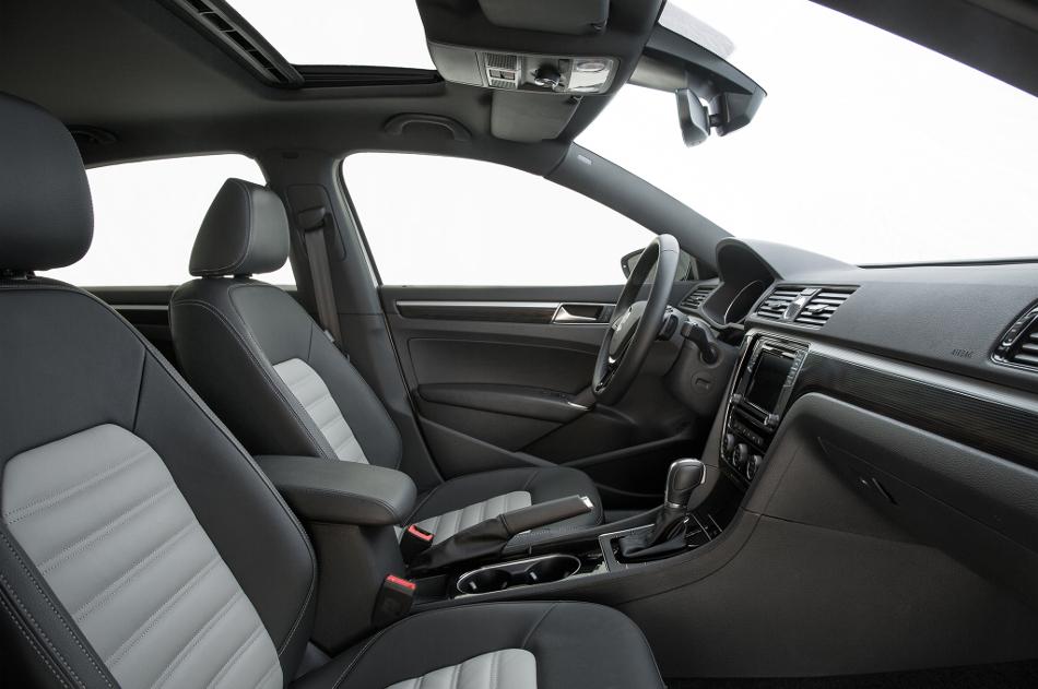 Volkswagen Passat GT 2018, una berlina deportiva