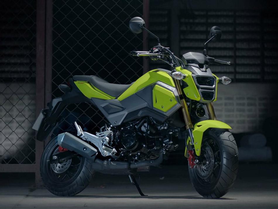 Nueva Honda Grom 2018