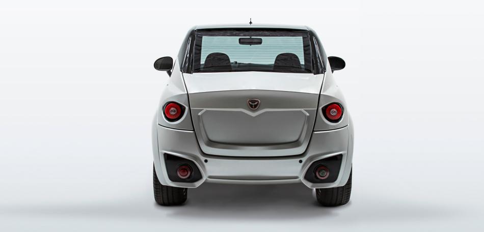 Conoce el Zacua, el primer auto eléctrico mexicano