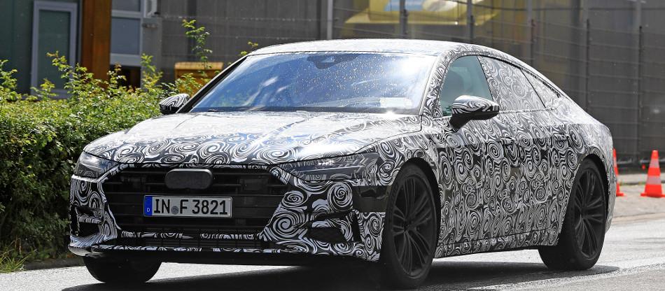 Audi prepara el camino del A7 Sportback 2018