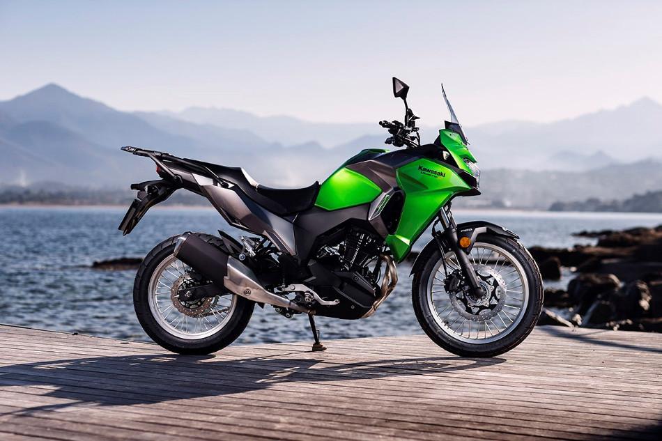 Descubre la nueva Kawasaki Versys-X 300