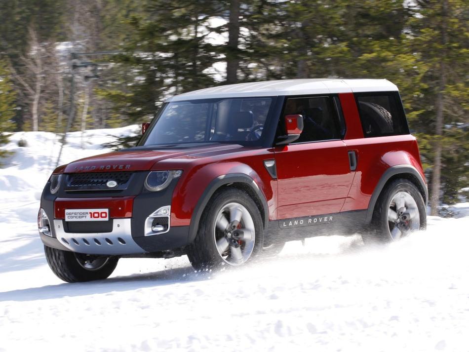 Land Rover Defender Concept 2019, el ícono está de vuelta