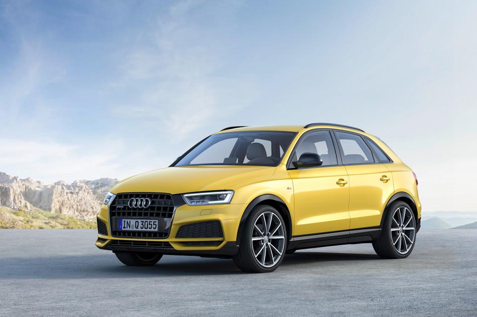 Audi presenta su renovado Q3 en versión híbrida y eléctrica