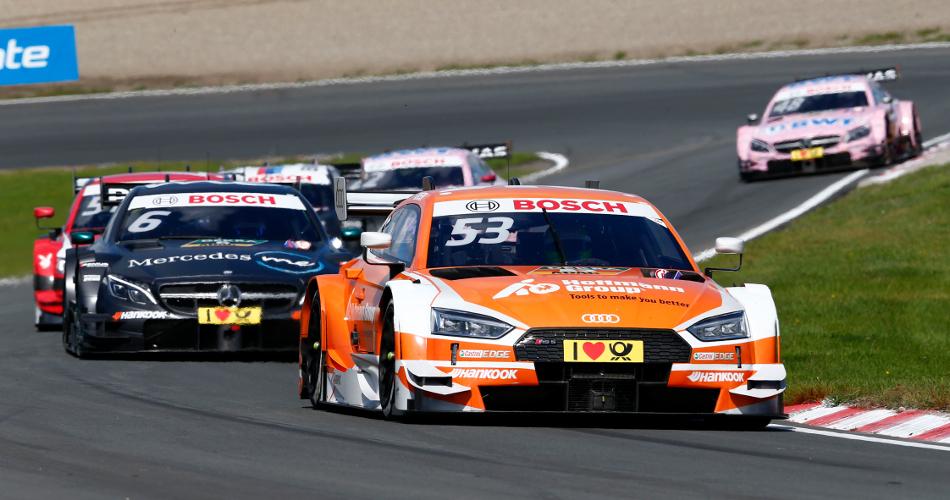 Augusto Farfus logra la pole para la segunda carrera de Zandvoort