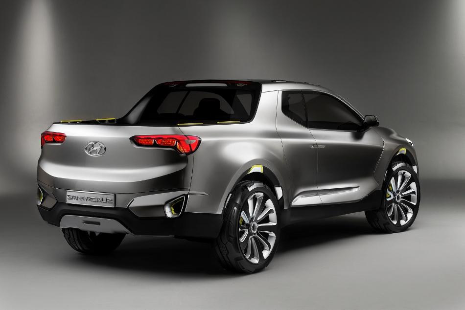 En 2019 Hyundai tendrá su propia pick-up