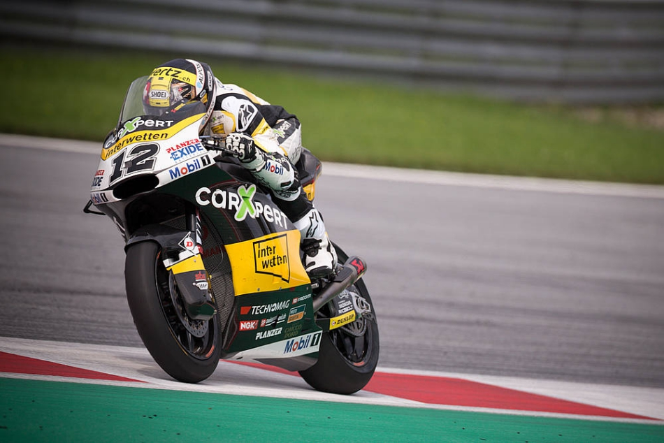 Thomas Luthi completará el Marc VDS de MotoGP la próxima temporada
