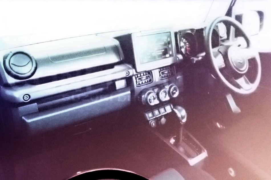 Nueva Suzuki Jimny 2019