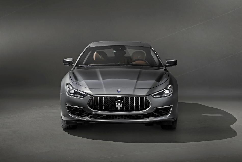 Maserati presentará en China el Ghibli GranLusso