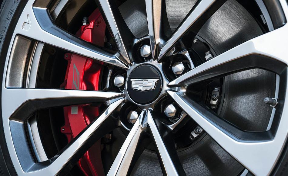 Cadillac CTS-V 2018 en edición aniversaria