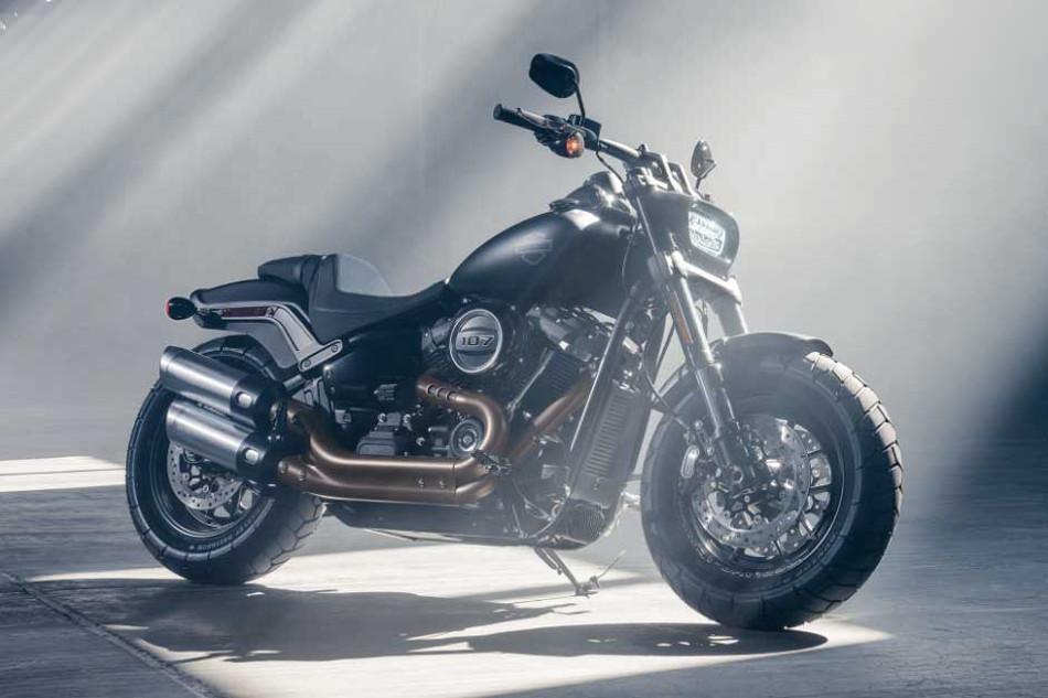 La Harley-Davidson Softail llega renovada para 2018