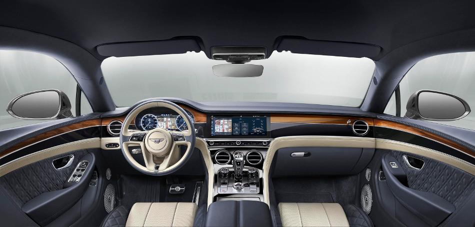 Desvelado el Bentley Continental GT 2018