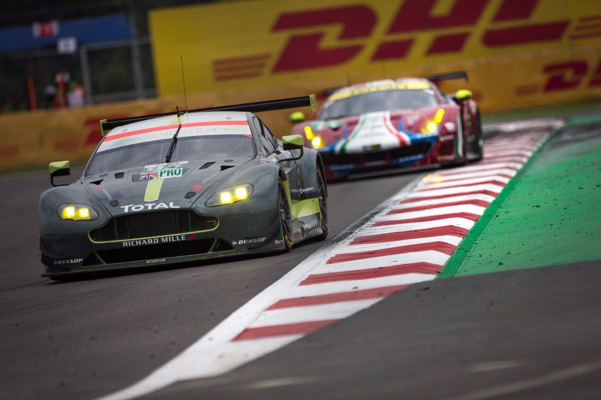 Porsche no dejó dudas en las 6 horas de México