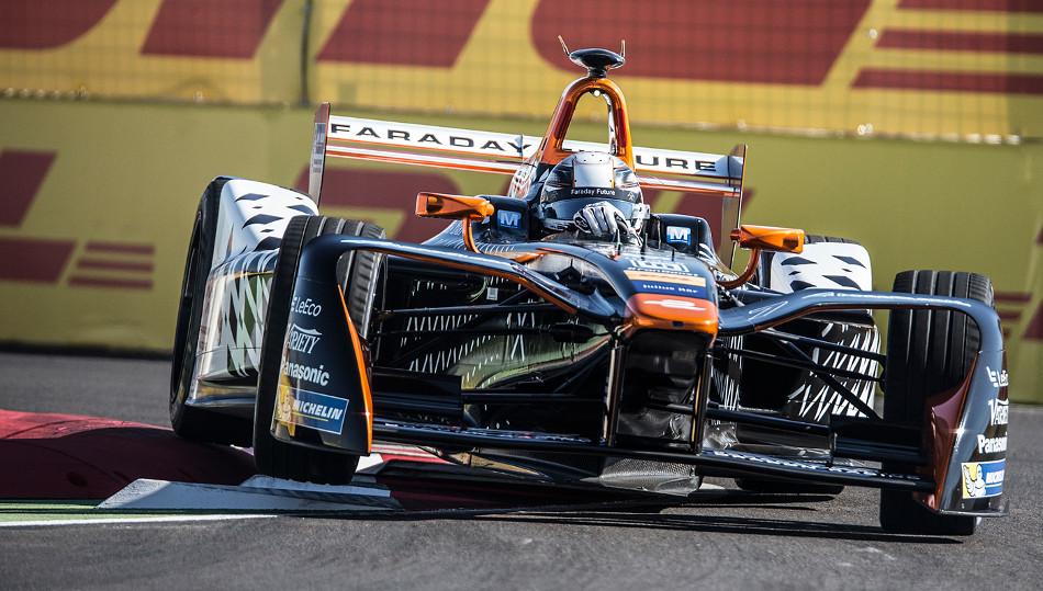 Faraday Future podría separarse de Dragon Racing