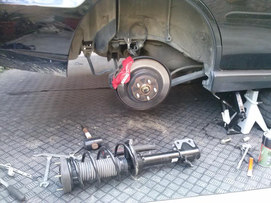 Todo lo que debes saber sobre los amortiguadores de tu coche