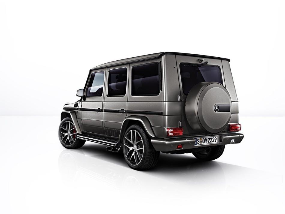 Llegan los Mercedes-AMG G 63 y el G 65 Exclusive Edition más salvajes