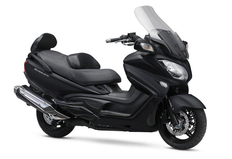 Nueva Suzuki Burgman 650 Executive