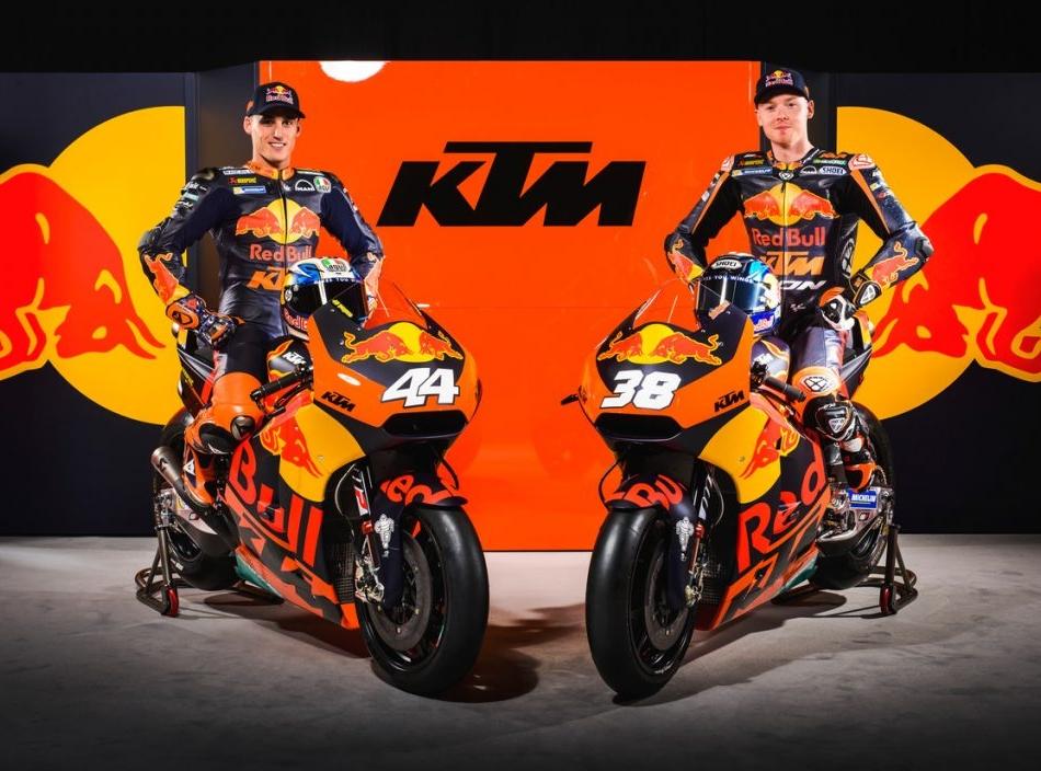 KTM y su buena dirección