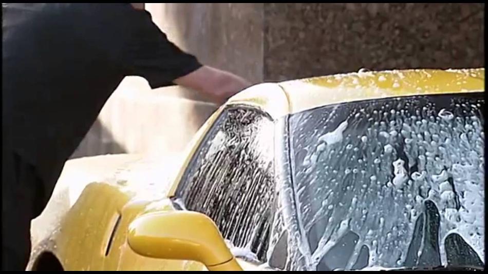 Cómo lavar tu auto correctamente