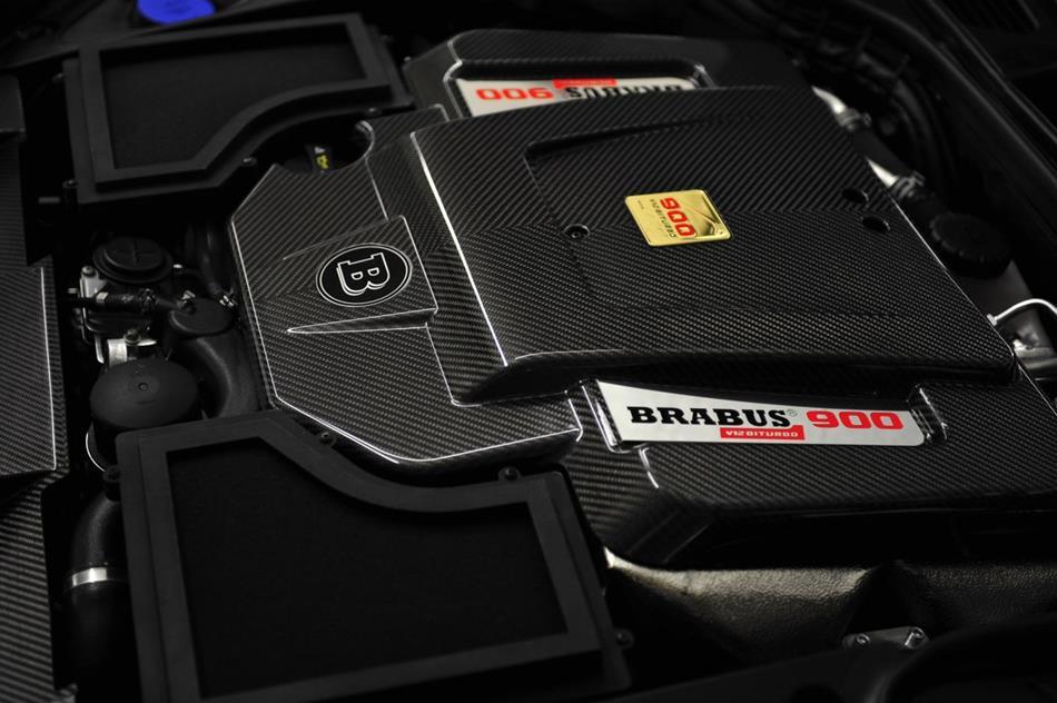 El nuevo Mercedes-Benz AMG G65 preparado por Brabus
