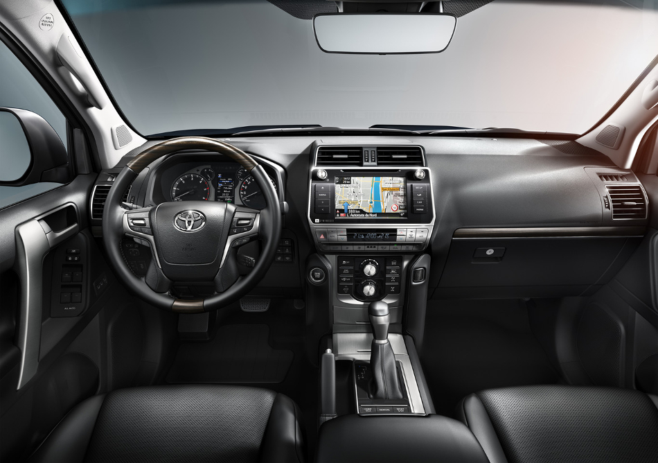 El nuevo Toyota Land Cruiser 2018 vuelve otra vez