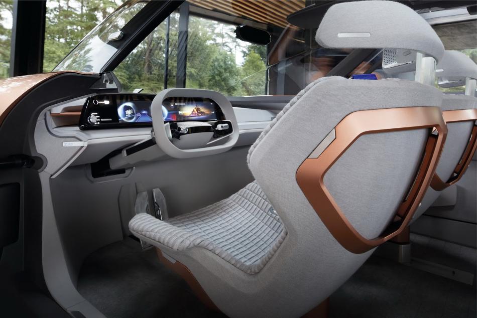 El Renault Symbioz Concept será una extensión de tu hogar
