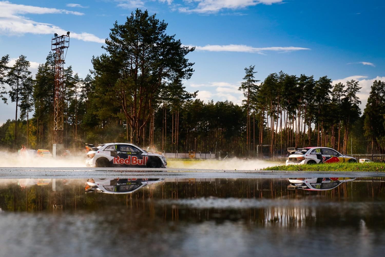 Johan Kristoffersson se proclama Campeón del Mundo de Rallycross 2017
