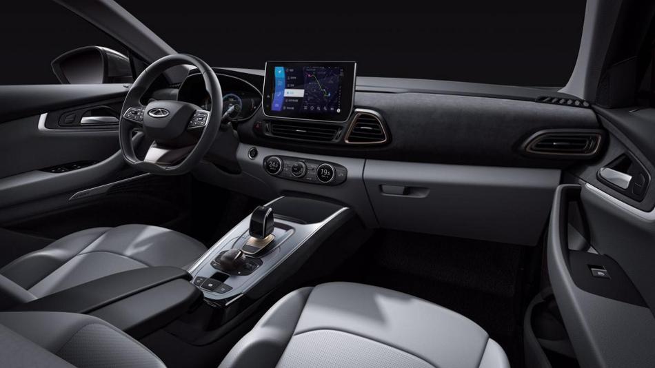 La Chery Exeed TX SUV debutó en Frankfurt
